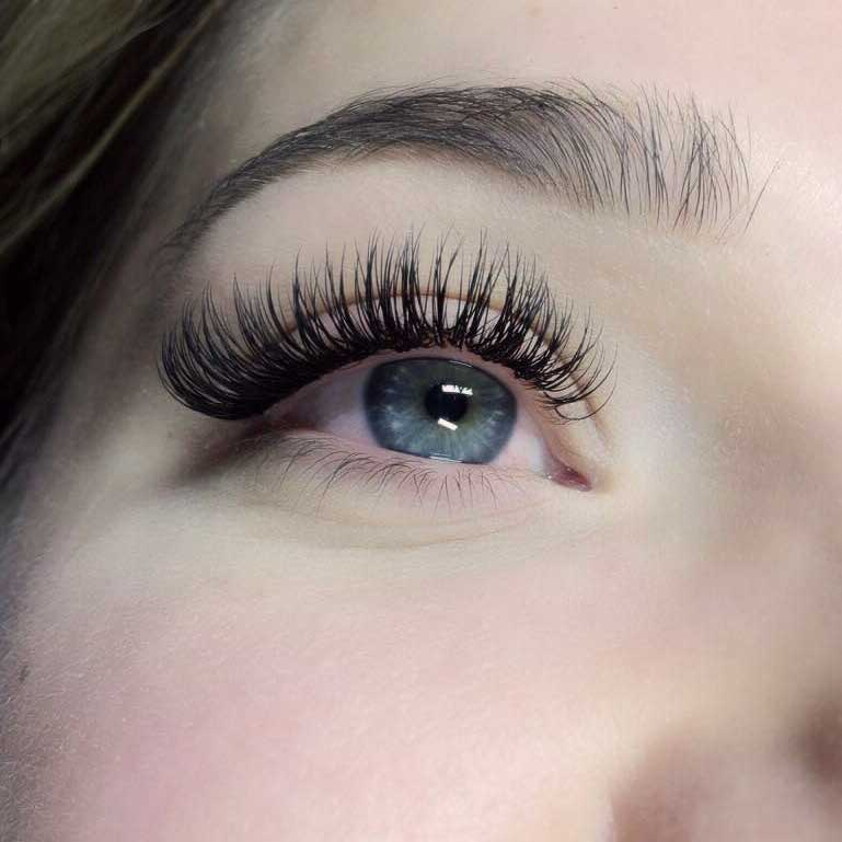 Wimperextensions 01